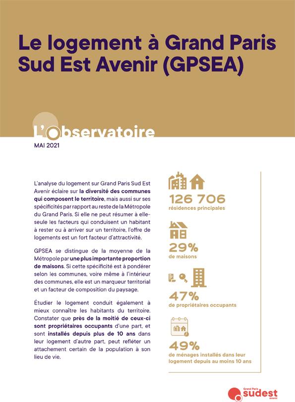 Les opérations d'aménagement de GPSEA